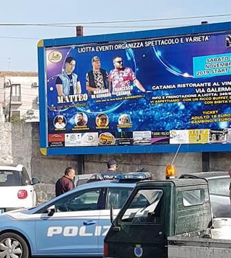 Catania, concerto neomelodico abusivo a Librino:  14 denunciati