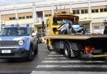 Catania, controlli a tappeto della polizia nel quartiere di via Plebiscito