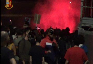 Catania, corteo non autorizzato: denunciati 11 appartenenti all'area anarco-antagonista