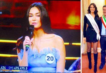 """Francavilla di Sicilia. Due """"fasce"""" in municipio: quella del sindaco e quella di una Miss Italia"""