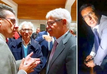 """A Francavilla di Sicilia un sindaco """"tuttofare"""": dall'incontro diplomatico alla riparazione dell'impianto idrico"""