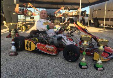 Mascali, Alfio Messina nuovo campione regionale Kzn over