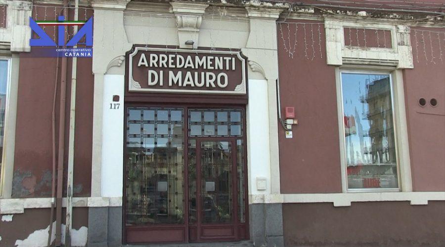 Sequestro di beni per oltre 1 mln di euro a Di Mauro, esponente del clan Laudani VIDEO