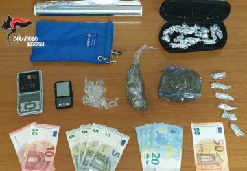 Taormina, carabinieri arrestano un pusher 18enne