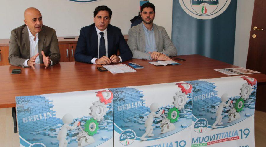 """""""Muovititalia"""": presentata a Catania la tre giorni politica"""