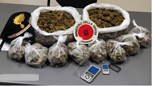"Mascali, pane ""aromatizzato"" alla marijuana: arrestati due giarresi"
