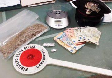 Gravina, spacciatore preso con la droga nel sacco: arrestato