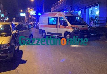 Giarre, auto travolge pedone. Grave una 75enne VIDEO
