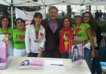 A Catania boom di prenotazioni per l'iniziativa di prevenzione del cancro al seno della Lilt