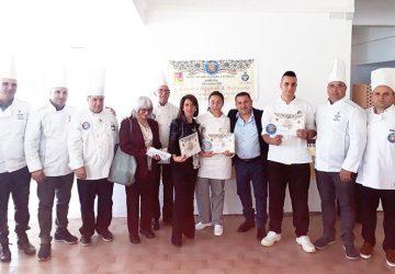 L'Alberghiero di Giarre primo classificato al 9° concorso regionale di pasticceria