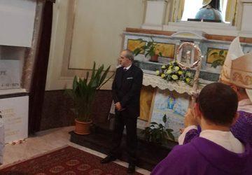 """Giarre, padre Ambrogio è """"tornato"""" nella sua chiesa """"San Francesco"""""""