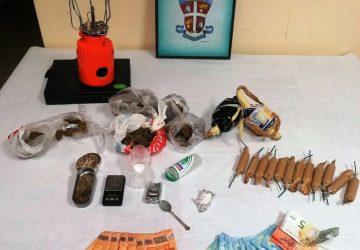 Calatabiano, nuova operazione antidroga: un arresto