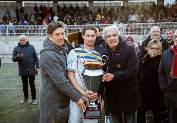 Coppa Italia Eccellenza, trionfo del Giarre che si aggiudica il massimo trofeo regionale