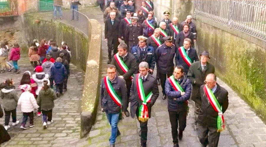 """Castiglione di Sicilia: solidarietà al sindaco Camarda dai colleghi dei """"Borghi"""""""