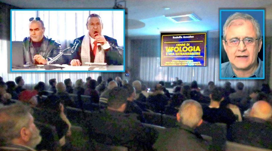 Giarre: una conferenza sulla storia, i segreti scomodi e le verità nascoste dell'Ufologia