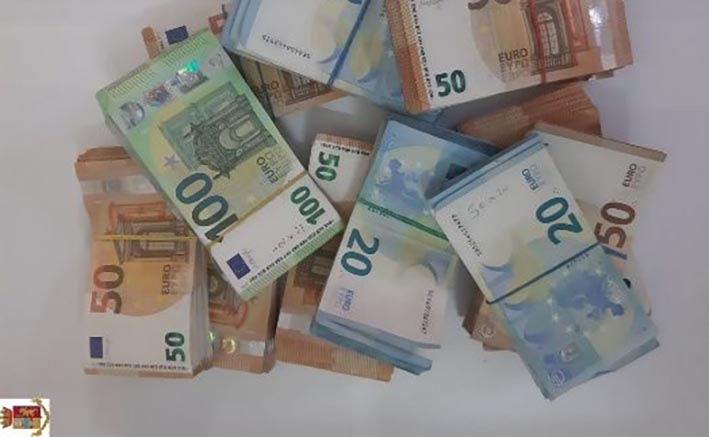Cocaina e 43 mila euro in contanti: in manette 44enne a Catania