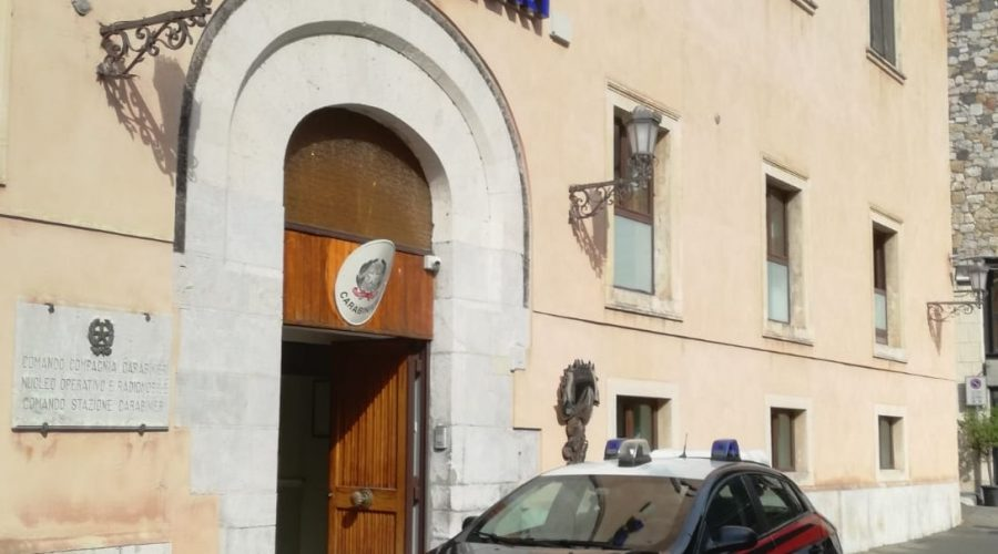 Aveva svaligiato un'abitazione di Castelmola, denunciato 22enne di Calatabiano