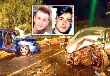 Francavilla di Sicilia: condanna a tre anni per l'omicidio stradale dei fratelli Siracusa