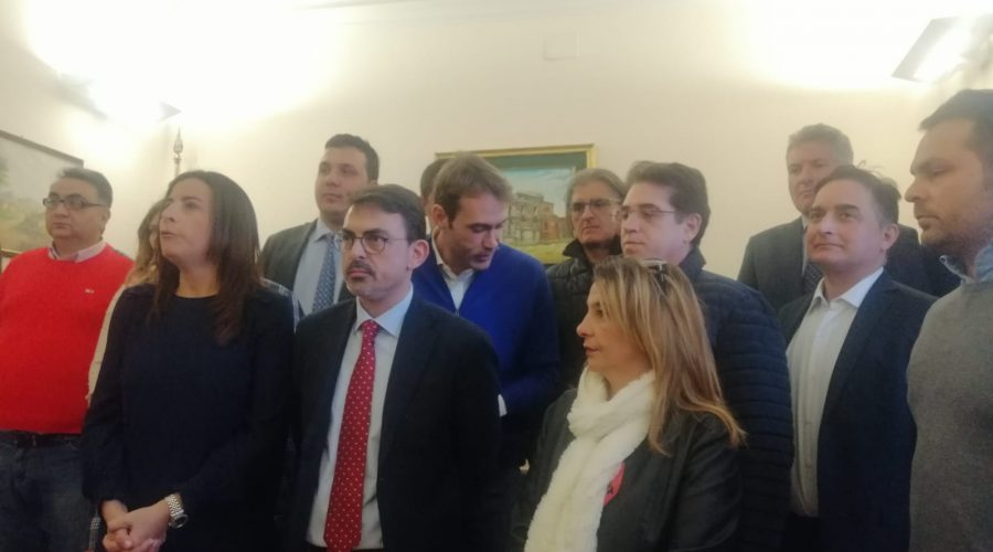 Catania, in Consiglio comunale nasce il gruppo di Italia Viva