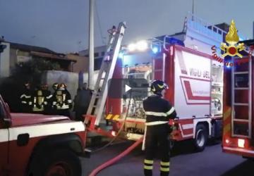 Incendio in un'abitazione nel Messinese: perdono la vita due anziane donne VIDEO