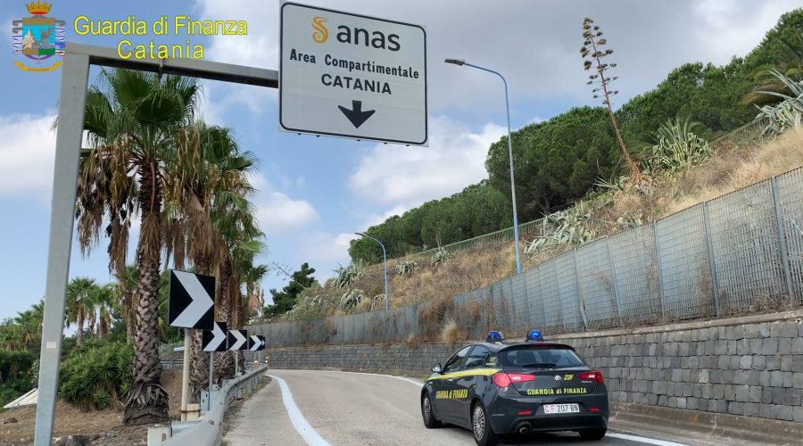 """Tangenti Anas a Catania, operazione """"Buche d'oro"""": 6 misure cautelari e sequestro di beni"""