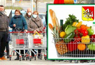 Aiuti alimentari del Governo regionale: le somme per i Comuni dell'Alcantara messinese