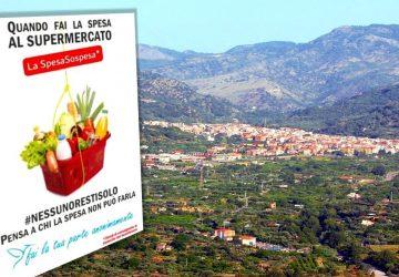 Francavilla di Sicilia: cibi gratuiti per i cittadini impoveriti dal Coronavirus