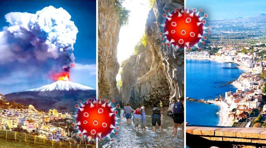 Coronavirus e crisi del turismo: tra Taormina e l'Etna il disperato appello di tre imprenditori