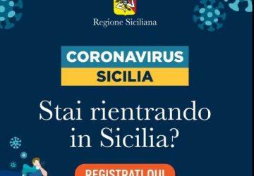 Coronavirus, isolamento obbligatorio per chi torna in Sicilia: come registrarsi