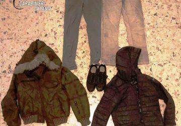Acireale, rapinatore-evaso incastrato dalle telecamere: scovato in casa del presunto complice