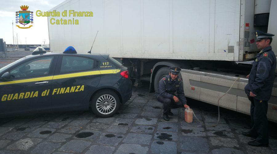 Catania, 586 negozi e 930 persone controllati dalla Gdf