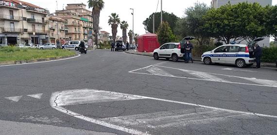 Catania, intensificati i controlli stradali della Polizia locale