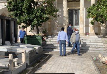 Riposto, riapre il cimitero comunale: ordine e rispetto delle misure di sicurezza