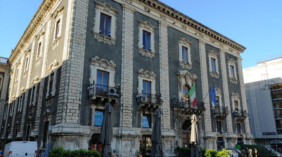 Catania tra i Comuni italiani a più alta maturità digitale