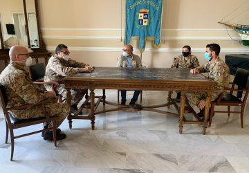 Riposto, tavolo operativo Comune-Esercito per la sanificazione degli edifici pubblici