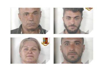 """Lite tra tribù dei """"Caminanti"""" finisce nel sangue, 4 arresti ad Adrano per tentato duplice omicidio"""