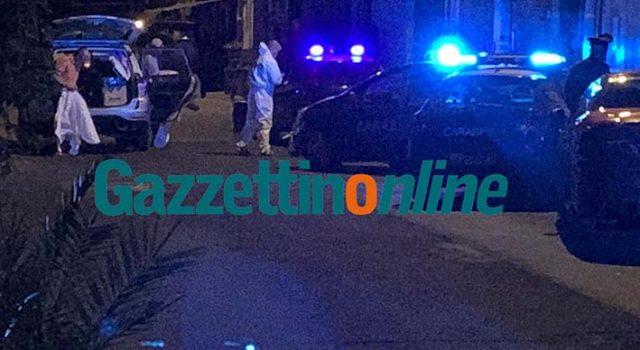 Sparatoria lungo la via Giarre-Nunziata: feriti due giarresi VIDEO-FOTO