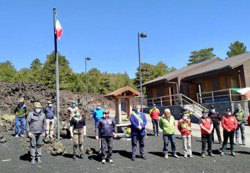 Etna Nord: Festa della Repubblica con gli Alpini