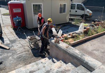 Giarre, ripartono i cantieri di villa Garibaldi