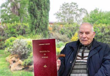Si è spento a Paternò Carmelo Caruso l'ultimo poeta popolare del Novecento originario di Randazzo.