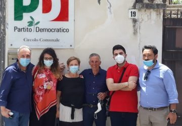 Fiumefreddo di Sicilia, Gino Currò eletto nuovo segretario del circolo comunale del PD