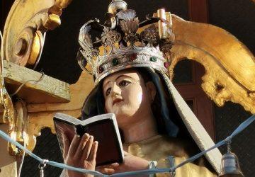 """""""Figlia del cielo Tu sei"""", composto l'inno ufficiale della Madonna Annunziata, Patrona di Brolo"""