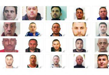 Catania, operazione Malupassu: 20 arresti NOMI FOTO VIDEO