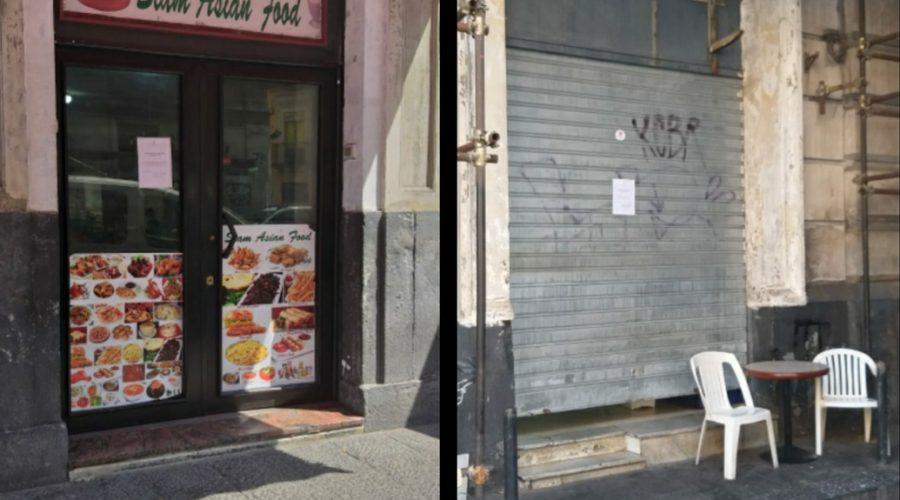 Catania, pioggia di multe della Polizia locale ai locali aperti oltre l'orario consentito
