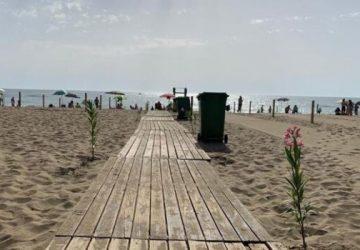 Catania, partita la stagione della Spiaggia libera comunale n.3
