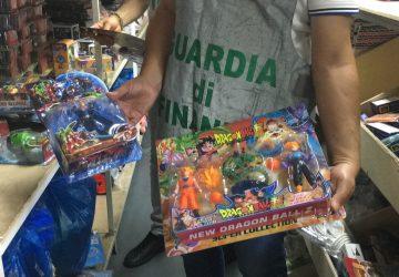 Catania: sequestrati oltre 12 mila tra giocattoli e dispositivi medici contraffatti e non sicuri