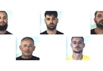 Scoperto traffico di auto rubate: 5 le persone arrestate