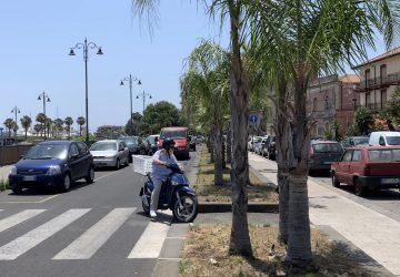 """Riposto, aperto maxi parcheggio gratuito nell'area del primo bacino. Il sindaco Caragliano: """"Il centro storico a misura d'uomo"""""""