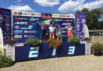 Il catanese Vincenzo Lombardo vince la prima gara di Campionato italiano Motocross Epoca
