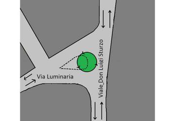 Giarre, una proposta per migliorare la viabilità di via Luminaria